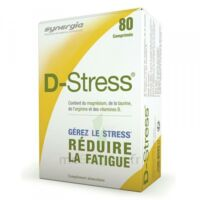 D-STRESS, boite de 80 à Talence