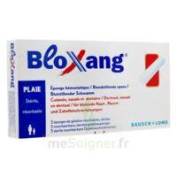 BLOXANG Eponge de gélatine stérile hémostatique B/5 à Talence