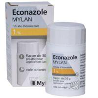 ECONAZOLE MYLAN 1 % Pdr appl cut Fl/30g à Talence
