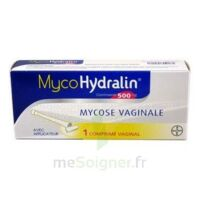 MYCOHYDRALIN 500 mg, comprimé vaginal à Talence