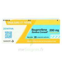 Ibuprofene Zentiva Conseil 200 Mg, Comprimé Pelliculé à Talence