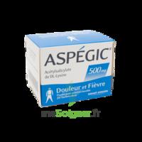 ASPEGIC 500 mg, poudre pour solution buvable en sachet-dose 20 à Talence