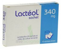 LACTEOL 340 mg, poudre pour suspension buvable en sachet-dose à Talence