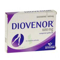DIOVENOR 600 mg, comprimé pelliculé à Talence