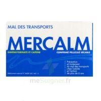 MERCALM, comprimé pelliculé sécable à Talence