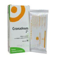 Cromadoses 2 Pour Cent, Collyre En Solution En Récipient Unidose à Talence
