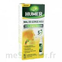 HUMER MAL DE GORGE AIGU à Talence