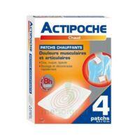 Actipoche Patch chauffant douleurs musculaires B/4 à Talence