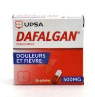 DAFALGAN 500 mg Gélules 2plq/8 (16) à Talence