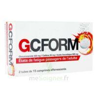 GCFORM, comprimé effervescent à Talence