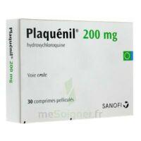 PLAQUENIL 200 mg, comprimé pelliculé à Talence