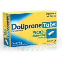 DOLIPRANETABS 500 mg Comprimés pelliculés Plq/16 à Talence