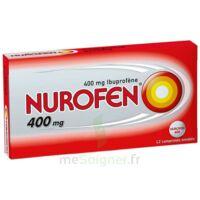 Nurofen 400 Mg Comprimés Enrobés Plq/12 à Talence