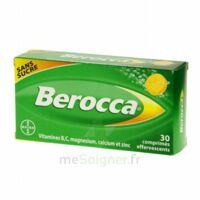 Berocca Comprimés effervescents sans sucre T/30 à Talence