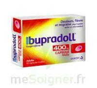 Ibupradoll 400 Mg Caps Molle Plq/10 à Talence