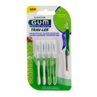 Gum Trav - Ler, 1,1 Mm, Manche Vert , Blister 4 à Talence