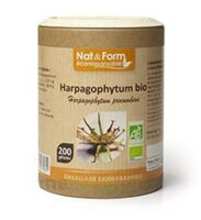 Nat&form Eco Responsable Harpagophytum Bio Gélules B/90 à Talence