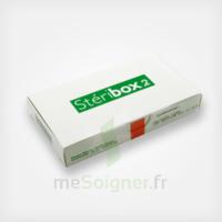 Stéribox Kit Prévention Et Hygiène Pour Les Toxicomanes Avec Seringues 100ui/ml à Talence
