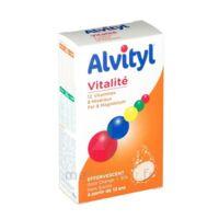 Alvityl Vitalité Effervescent Comprimé effervescent B/30 à Talence
