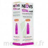NEOVIS TOTAL MULTI S ophtalmique lubrifiante pour instillation oculaire Fl/15ml à Talence