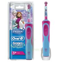Oral B Kids Stages Power Brosse dents électrique Reine des Neiges à Talence