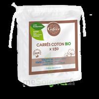 Gifrer Carré coton bio Sachet/150 à Talence
