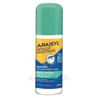 Apaisyl Répulsif Moustiques Emulsion peaux sensibles 90ml à Talence