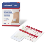 Leukomed T Plus Pansement adhésif stérile avec compresse transparent 8x10cm B/5 à Talence