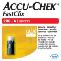 Accu-chek Fastclix Lancettes B/204 à Talence