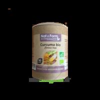 Nat&form Eco Responsable Curcuma Madras Bio Gélules B/90 à Talence