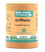 Nat&form Eco Responsable Griffonia Gélules B/60 à Talence
