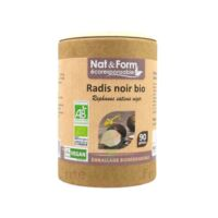 Nat&Form Eco Responsable Radis noir Bio Gélules B/90 à Talence