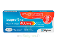 Ibuprofene Mylan Conseil 400mg, Comprimés Pelliculés à Talence