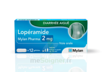 LOPERAMIDE MYLAN PHARMA 2MG, gélules à Talence
