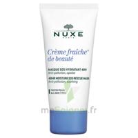 Crème fraiche® de beauté - masque hydratant 48h et anti-pollution50ml à Talence