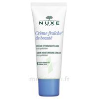 Crème Fraiche® De Beauté - Crème Hydratante 48h Et Anti-pollution30ml à Talence