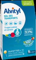 Alvityl Sucette Mal Des Transports B/10