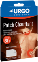 PATCH CHAUFFANT DECONTRACTANT URGO x 2 à Talence