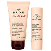 Rêve de Miel Crème Mains et Ongles + Stick Lèvres Hydratant à Talence