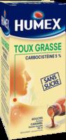 Humex 5 % Solution Buvable Expectorant Sans Sucre Adulte Fl/250ml à Talence