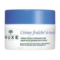 Crème Fraiche® De Beauté - Crème Riche Hydratante 48h Et Anti-pollution50ml à Talence