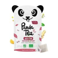 Panda Tea Sportea 28 Sachets à Talence