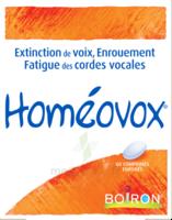 Boiron Homéovox Comprimés à Talence