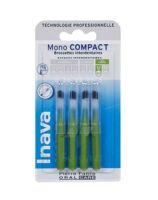 Inava Brossettes Mono-compact Vert Iso 6 2,2mm à Talence
