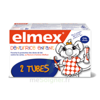 Elmex Duo Dentifrice Enfant, Tube 50 Ml X 2 à Talence