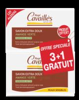 Rogé Cavaillès Savon Surgras Extra Doux Amande Verte 3x250g + 1 Offert à Talence