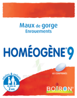 Boiron Homéogène 9 Comprimés à Talence