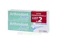 Pierre Fabre Oral Care Arthrodont Protect Dentifrice Lot De 2 X75ml à Talence