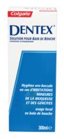 Dentex Solution Pour Bain Bouche Fl/300ml à Talence