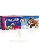 Elgydium Age De Glace Pâte Dentifrice Fraise Givrée Kids 2/6ans 50ml à Talence